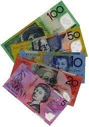 Flash Notes Australian Currency