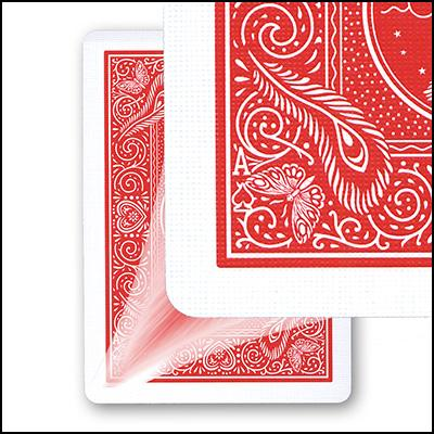 GT Speedreader Marked Deck (809 Mandolin Red Back)