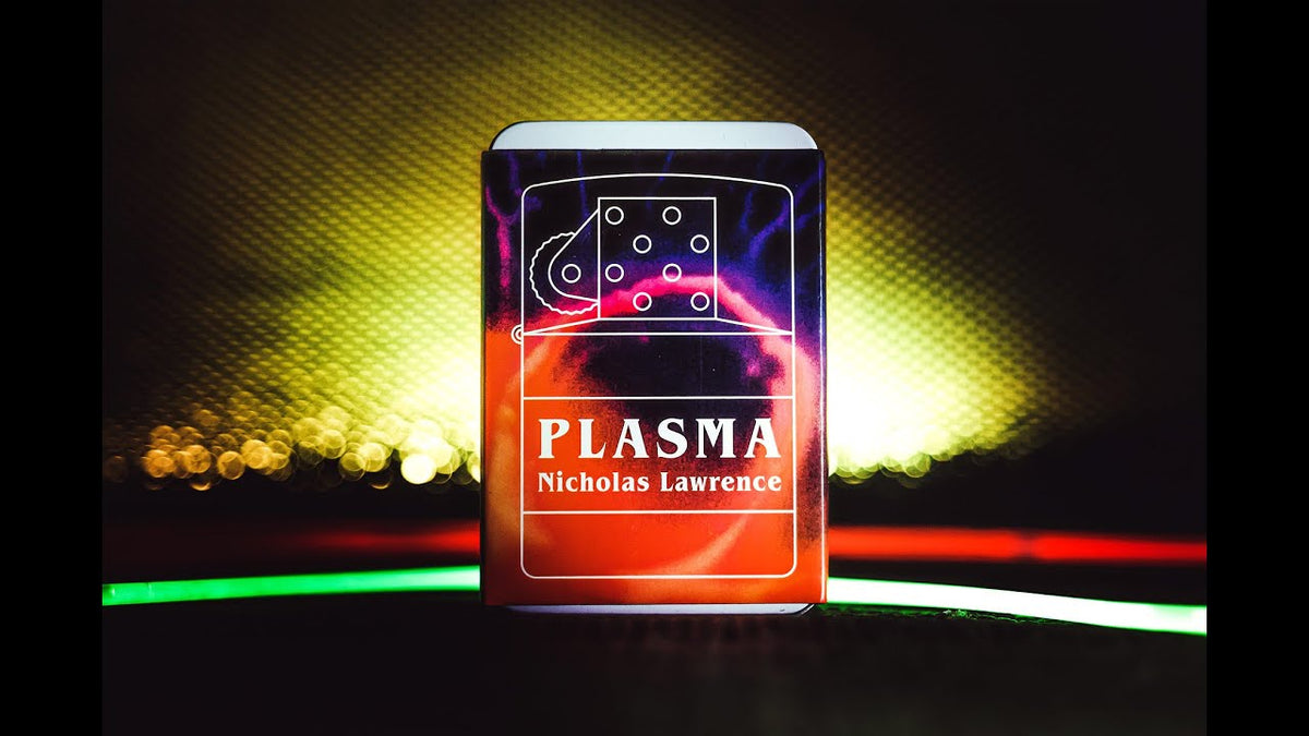 Plasma by Nicholas Lawrence