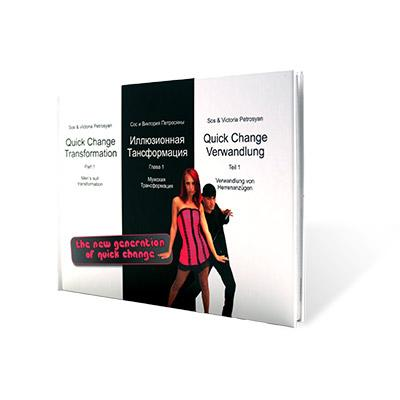 Quick Change Transformation by Sos and Victoria Petrosyan - Book