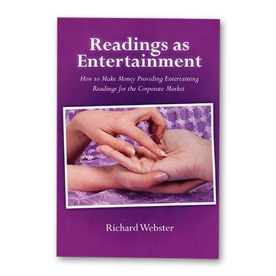 Readings as Entertainment  by Richard Webster - Book