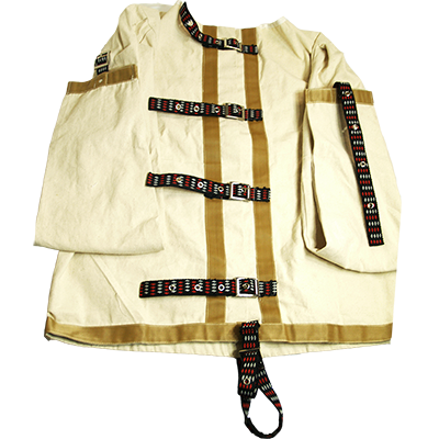 Escape Artist's Straight jacket (xxl) by Premium Magic - Trick
