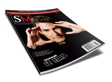 Street Magic Magazine December 07/January 08 Issue by Black's Magic - Book