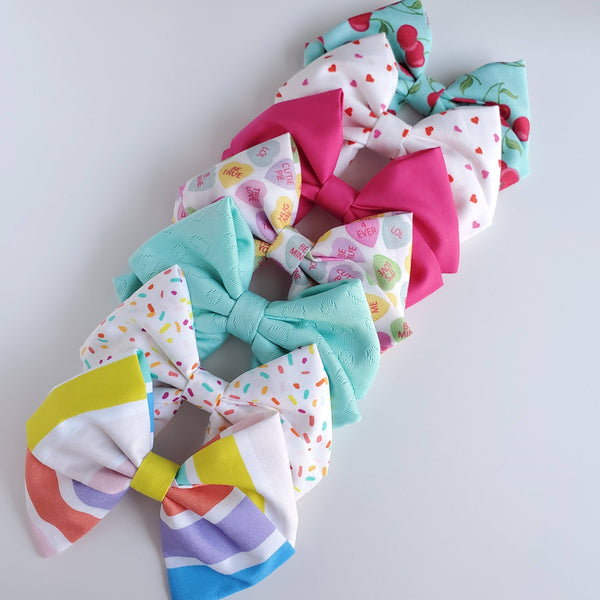 THINGS WE LOVE Cotton Reese Bows