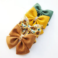 SUNFLOWER Ella Bows