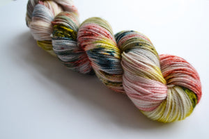 DYED TO ORDER- MONET'S GARDEN