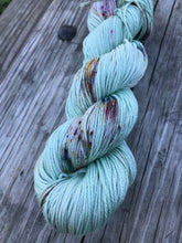 Watercolor Cotton - Ready To Ship - Light Mint