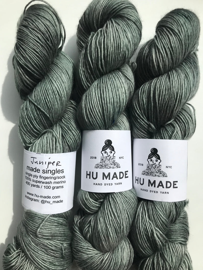 Juniper -- Dyed to Order