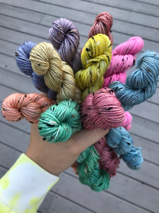 Palette Limited Edition Mini Skein Kit - Made Tweed #1