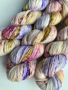 Wild Orchid -- Dyed to Order