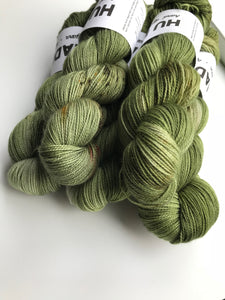 DYED TO ORDER- PERIDOT