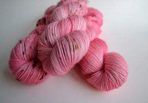 DYED TO ORDER- HIBISCUS