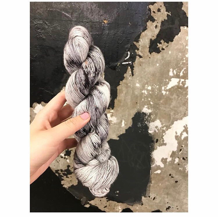 DYED TO ORDER - AGNES GREY