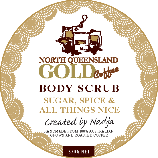 Coffee Scrub - Sugar & Spice