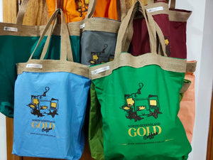 NQ Gold Tote Bag