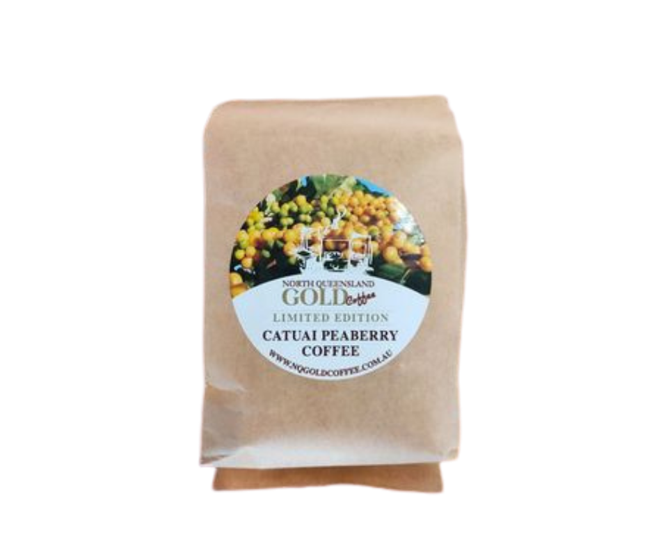 Roast Coffee - 250g Catuai Peaberry (ground coffee)