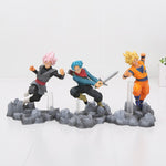Dragon Ball Super Trunks Black Goku Toys-[dbz]-[action]-[figures]- gokutoys shop