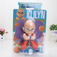 Dragon Ball Z Childhood Son Goku Kuririn Master Roshi Model Toys-[dbz]-[action]-[figures]- gokutoys shop