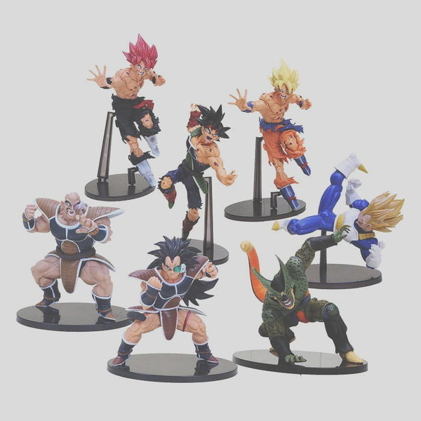 Dragon Ball Z Son Goku Cell Model Toys-[dbz]-[action]-[figures]- gokutoys shop