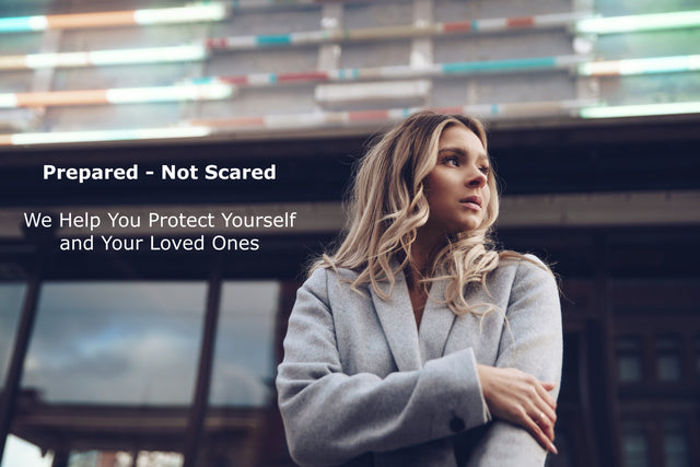We help you protect yourself and your loved ones with the best non-lethal self-defense products we can find. Click on the button next to this image to begin shopping with us