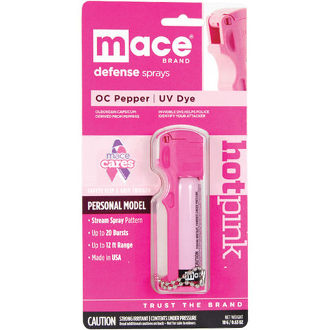 Mace® Hot Pink Personal Model