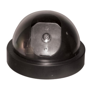 Dome Dummy Camera with Flashing LED