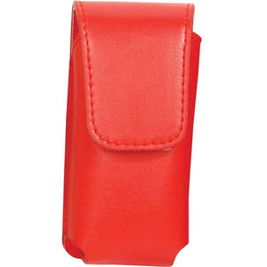 Red Leatherette Holster for Li'L Guy Stun Gun