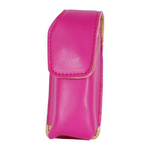 Pink Leatherette Holster for Li'L Guy Stun Gun