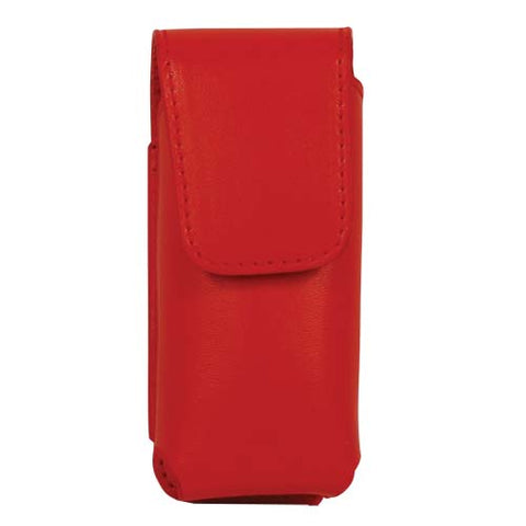 Leatherette Holster for RUNT Stun Gun - Red