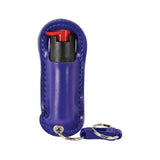 Wildfire® 1.4% MC 1/2 oz Pepper Spray Halo Holster Blue
