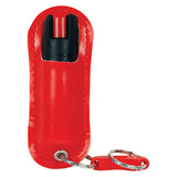 Wildfire® 1.4% MC 1/2 oz Pepper Spray Halo Holster Red