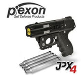 JPX-4 Black Defender with Laser