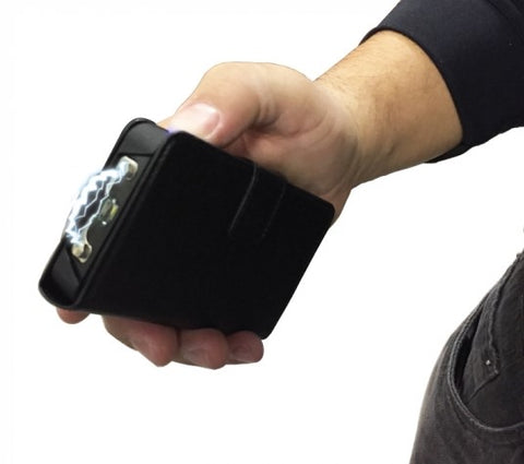 JUSTinCASE 17 Million Volt Stun Gun Power Bank