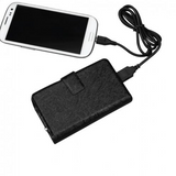 JUSTInCASE Stun Gun used to recharge phone
