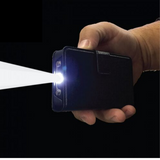 JUSTInCASE Stun Gun used as a flashlight
