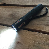 Lightning Rod 90 MILLION Volt Flashlight Stun Gun