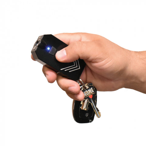 Charger 4-N-1 80 MILLION Volt Micro Stun Gun