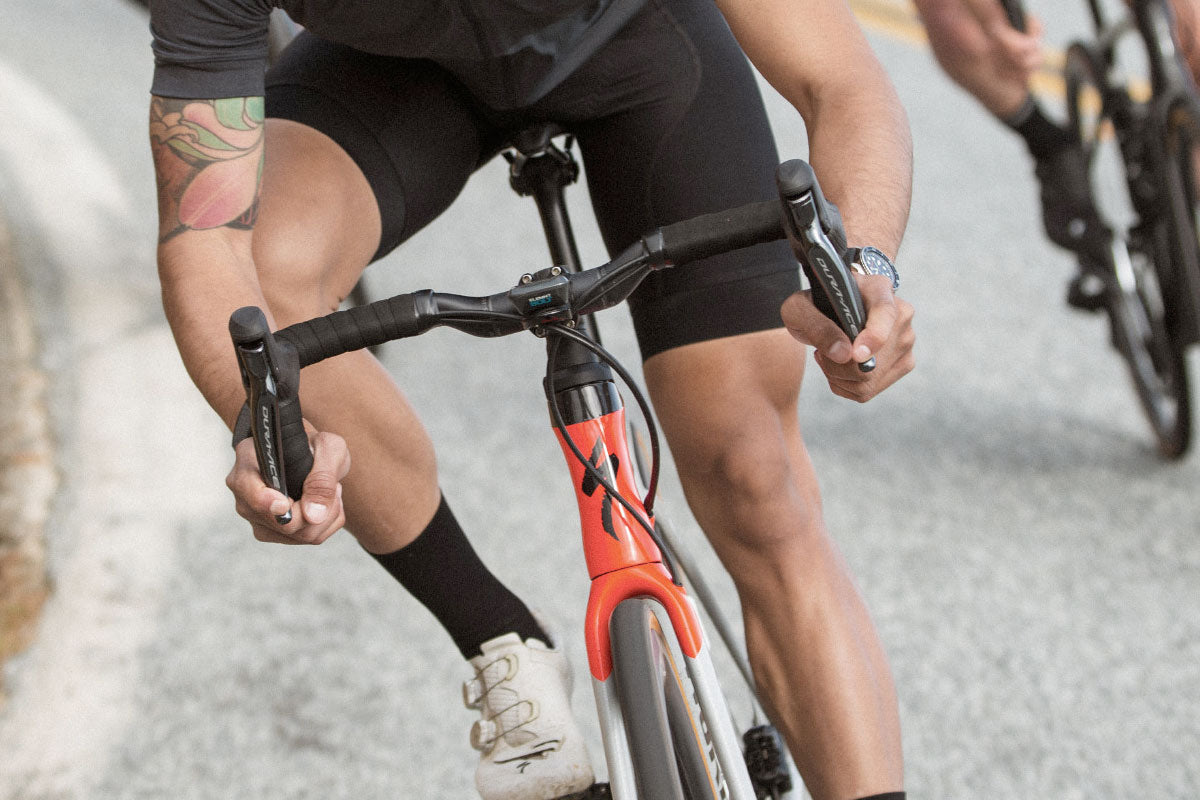 Buy new bicycle handlebar tape and grips at Wollys Wheels Sydney bike shop