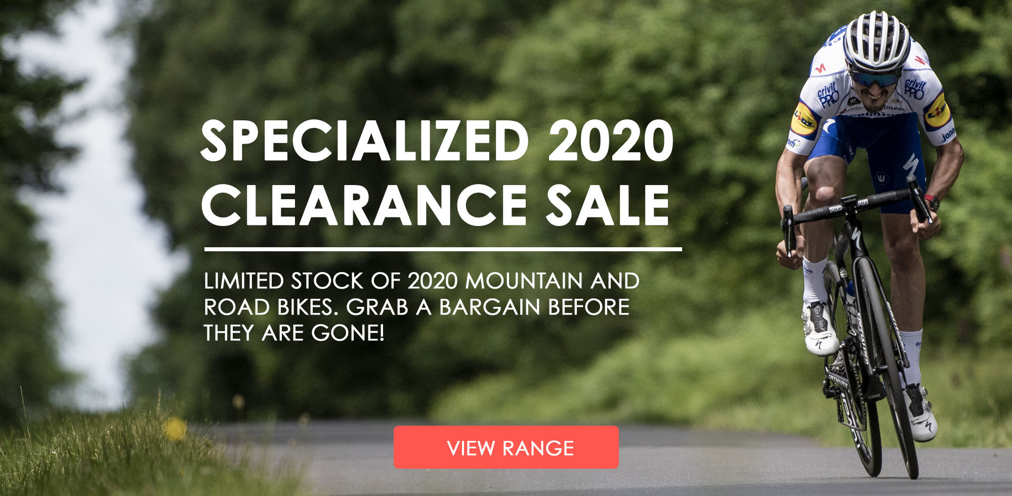 Specialized 2020 Stock Clearance