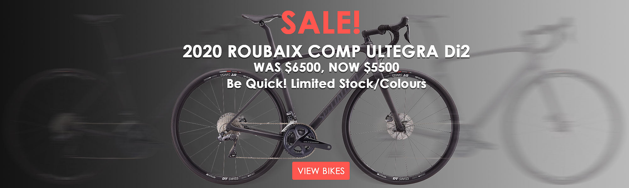 Specialized 2020 Roubaix Comp Ultegra Di2 Sale - Save $1000!