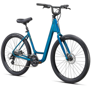 2021 Specialized Roll Sport Low Entry, Gloss Teal Tint, Woolys Wheels Sydney