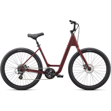 2021 Specialized Roll Sport Low Entry, Satin Maroon