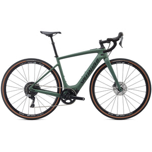 2021 Specialized Turbo Creo SL Comp Carbon Evo, Satin Sage Green, E-Bike