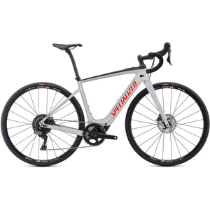2021 Specialized Creo SL Comp Carbon, Gloss Dove Gray E-Bike