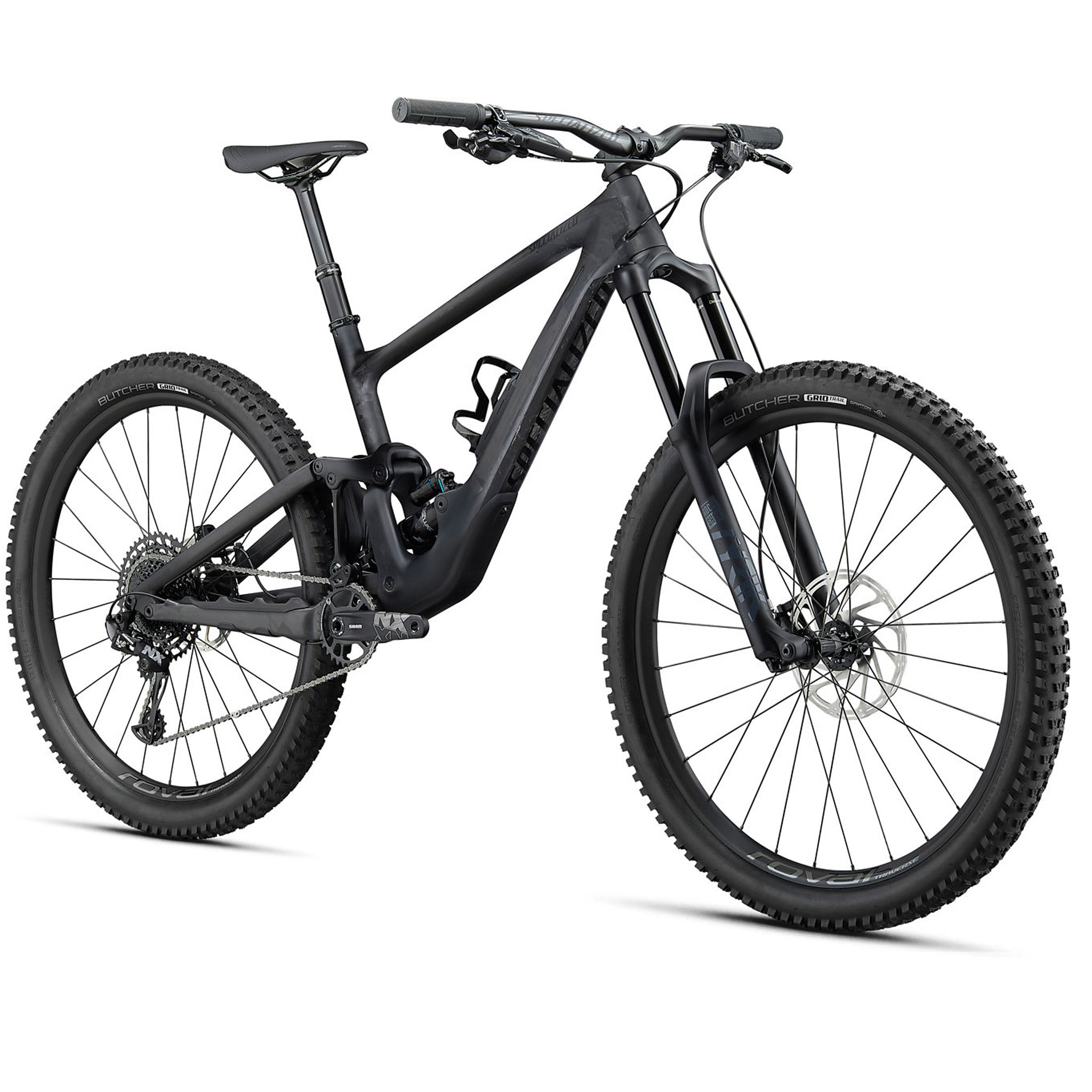 2021 Specialized Enduro Comp, Satin Black, 29