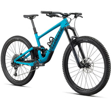 "2021 Specialized Enduro Comp, Gloss Aqua 29"" Mountain Bike at Woolys Wheels Sydney"