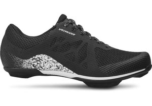 Specialized Womens Remix Shoes, Black/White Woolys Wheels Sydney