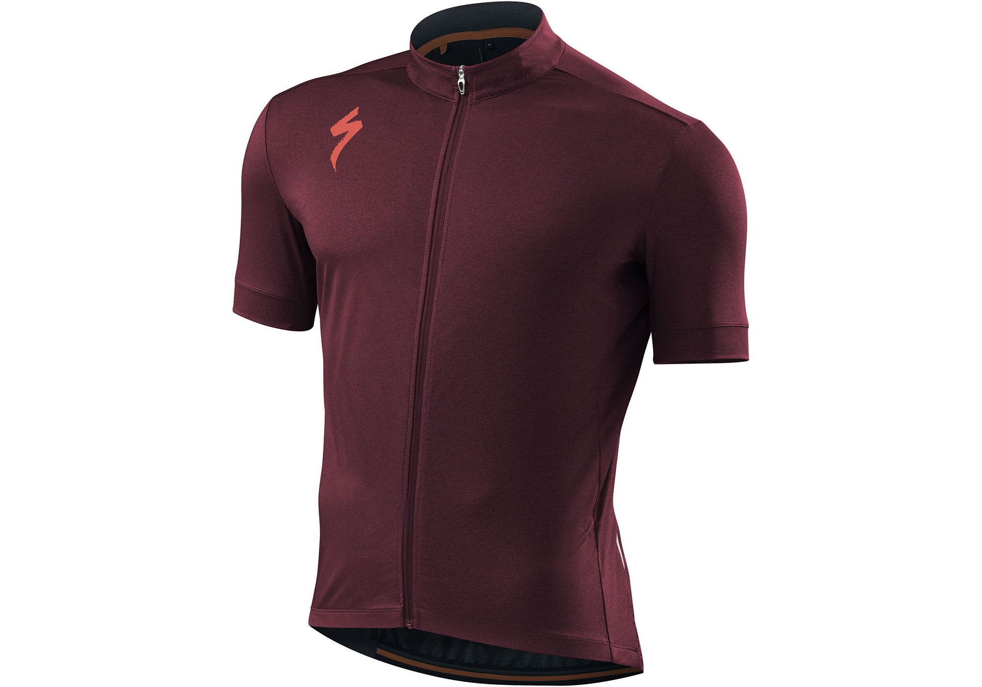 Specialized RBX Comp Jersey Mens Short Sleeve Burgundy Woolys Wheels Sydney