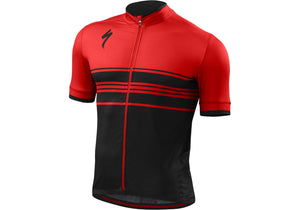 Specialized RBX Pro Jersey Mens Short Sleeve Team Red Woolys Wheels