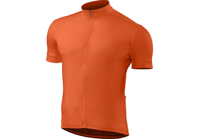 Specialized RBX Sport Jersey Mens Short Sleeve Neon Orange Woolys Wheels